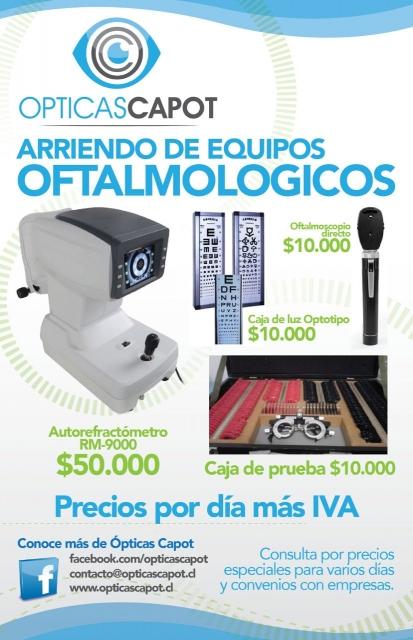 62f03376fe Opticas Capot: Ópticas, Lentes, Bicoles, Armazón, Cristales ...